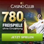 780 kostenlose Freispiele ohne Einzahlung