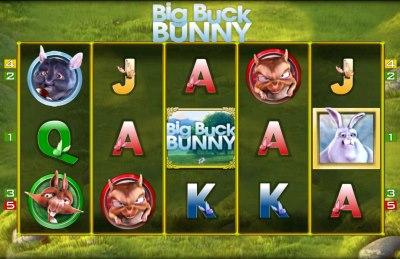 Der Slot Big Buck Bunny