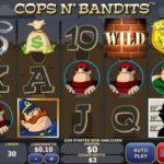 Der Geldspielautomat Cops and Bandits im EuroGrand Onlinecasino