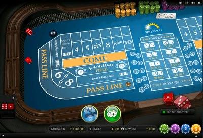 wurfelspiel im casino