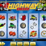 Der Spielautomat Highway Kings im Europacasino