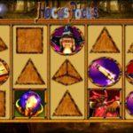 Der Slot Hocus Pocus im Sunmaker Online Casino