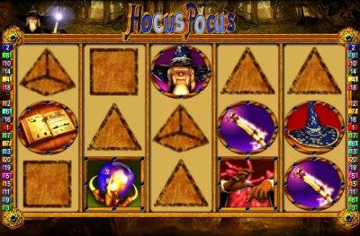 Der Slot Hocus Pocus
