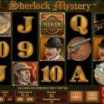 Der Slot Sherlock Mystery im Europacasino