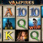 Der Slot Vampires im Sunmaker Online Casino