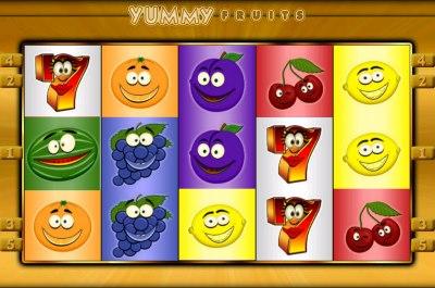 Mit dem Spielautomat Yummy Fruits von Mekrur im Sunmaker Online Casino schaust Du in die fröhlichen Gesichter von Kirschen, Zitronen, Melonen, Beeren, Pflaumen und Apfelsinen. Die richtige Mischung machts, und […]