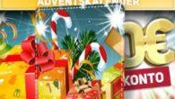 Keine Lust auf Socken unterm Weihnachtsbaum? Dann schnell zum Online Casino Europa und richtig fette Gewinne zur Weihnachtszeit abstauben! Der Adventskalender hält so einige Überraschungen für Dich bereit! Die nächsten […]