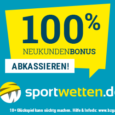 Sportwetten.de hat sich mit routinierten Spielmacher zusammengetan um für ihre Spieler, die besten Voraussetzungen zu schaffen. Als offizieller Partner des KFC Uerdingen, Eintracht Braunschweig, der Eishockey Nationalmannschaft (DEB), der Kölner […]